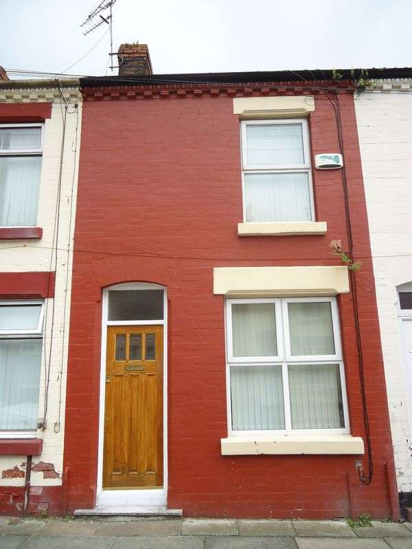 2 Bedrooms Terraced House for sale in Colville Street, Liverpool