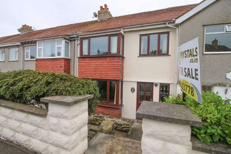 4 Bedrooms Terraced House for sale in 10 Central Drive, Onchan