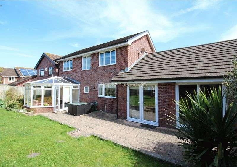 4 Bedrooms Detached House for sale in Whiteside Close , Campion Meadow