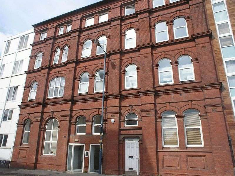 Flat for sale in Crown Lofts, Walsall Town Centre