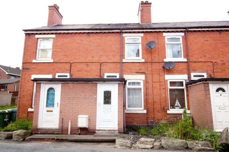 2 Bedrooms Semi Detached House for sale in Chapel Street, Wrexham