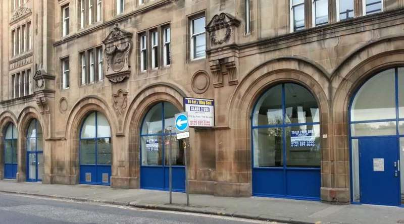 Commercial Property for sale in Morrison Street Glasgow, Glasgow