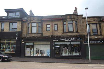1 Bedroom Flat for sale in Rochsolloch Road, Airdrie, North Lanarkshire