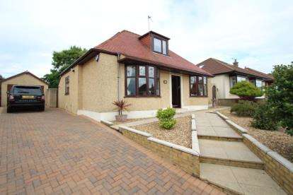 4 Bedrooms Bungalow for sale in Border Avenue, Saltcoats, North Ayrshire