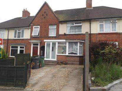 3 Bedrooms Terraced House for sale in Mill Hill, Smethwick, West Midlands
