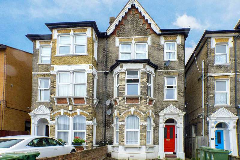 2 Bedrooms Flat for sale in Hatherley Road, Sidcup, DA14 4AH