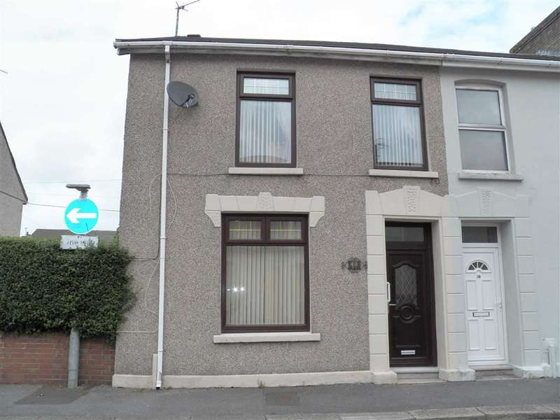 2 Bedrooms Property for sale in Greenway Street, Llanelli