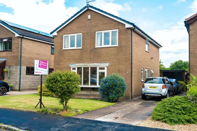 4 Bedrooms Detached House for sale in Parkway, Standish