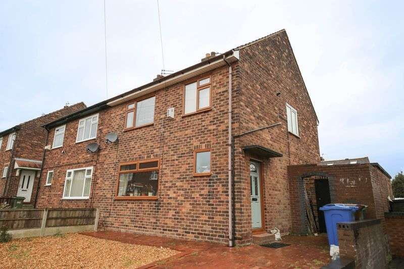 3 Bedrooms Semi Detached House for sale in Clifton Road, Ashton-in-Makerfield, Wigan