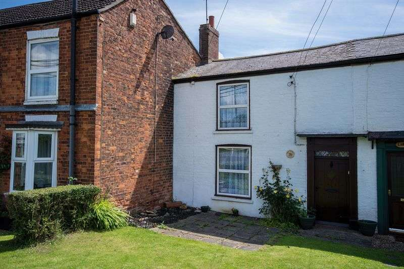 3 Bedrooms Terraced House for sale in Station Road, Hubberts Bridge