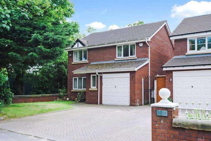 4 Bedrooms Detached House for sale in Grosvenor Road, Birkdale