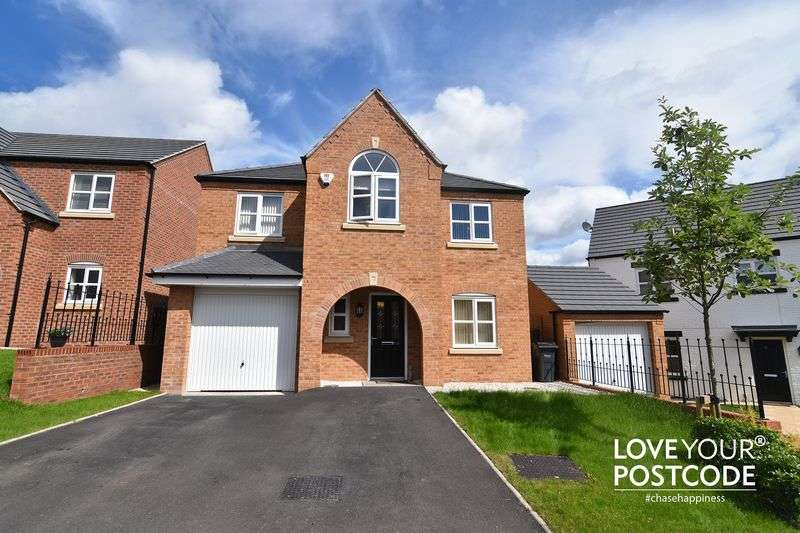 4 Bedrooms Detached House for sale in Bhullar Way, Oldbury B69 2GJ