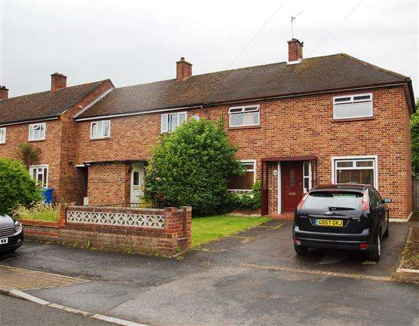 2 Bedrooms End Of Terrace House for sale in Kingsbury Drive, Old Windsor