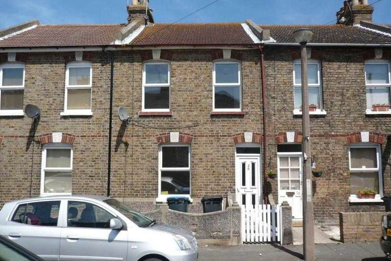 3 Bedrooms Terraced House for sale in Hillbrow Road, Ramsgate