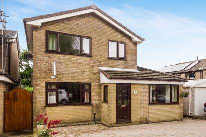 3 Bedrooms Detached House for sale in Willow Drive, Charnock Richard, Chorley, Lancashire, PR7