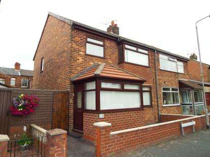 3 Bedrooms Semi Detached House for sale in Poynter Street, St. Helens, Merseyside, WA9