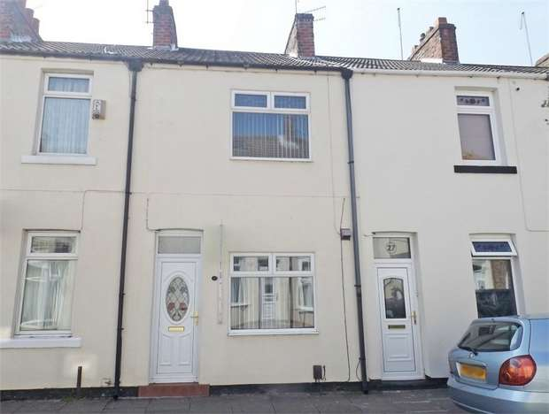2 Bedrooms Terraced House for sale in Auckland Street, Guisborough, North Yorkshire