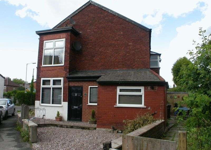 2 Bedrooms Terraced House for sale in HAZEL GROVE (BRAMHALL MOOR LANE)
