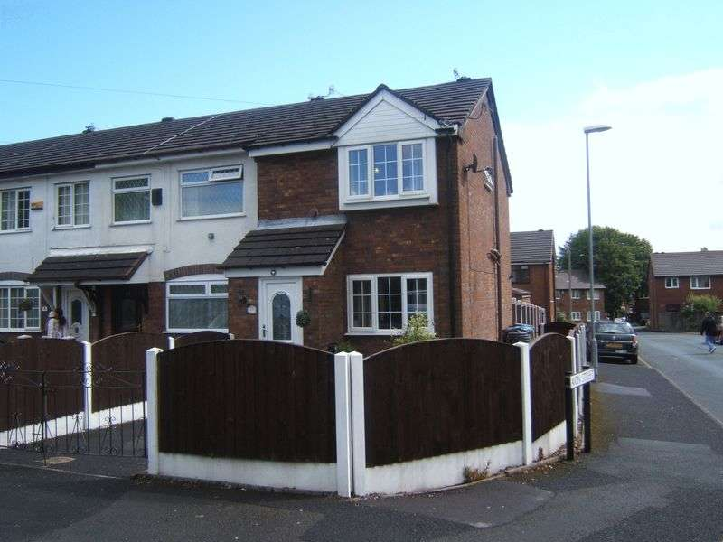 2 Bedrooms Terraced House for sale in Estate Street, Oldham