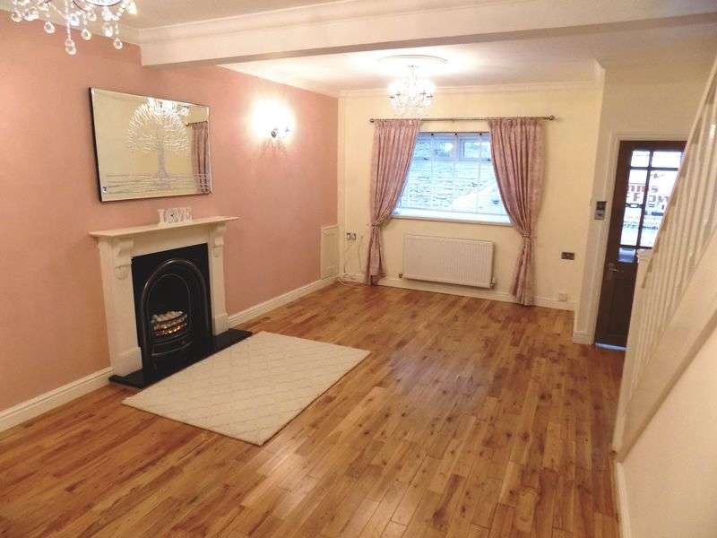 3 Bedrooms Terraced House for sale in Phillips Terrace, Pontypridd