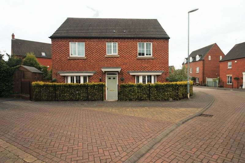 4 Bedrooms Detached House for sale in Murphy Drive, Bagworth