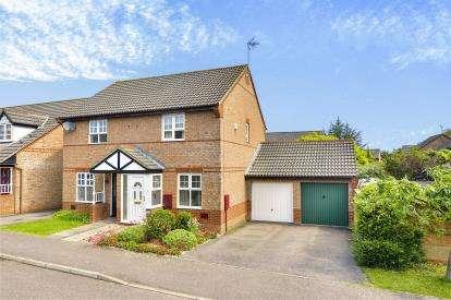 2 Bedrooms Semi Detached House for sale in Greenside Hill, Emerson Valley, Milton Keynes, Bucks