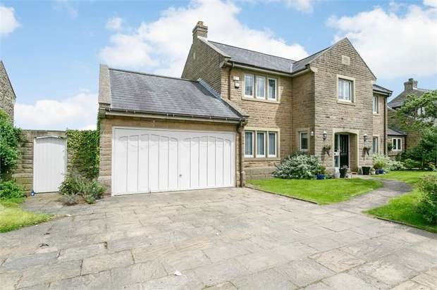 4 Bedrooms Detached House for sale in Scholes Village, Rotherham, South Yorkshire