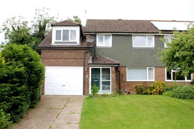 5 Bedrooms Semi Detached House for sale in 1572 SQ FEET - 5 BED EXTENDED IN Ryder Close, Bovingdon