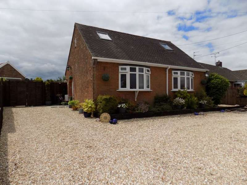 4 Bedrooms Detached House for sale in St Marys Close, Chard