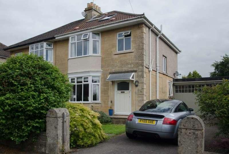 5 Bedrooms Semi Detached House for sale in Penn Lea Road, Bath