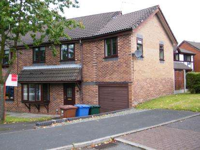 4 Bedrooms Semi Detached House for sale in Fir Tree Close, Chorley, Lancashire, PR7