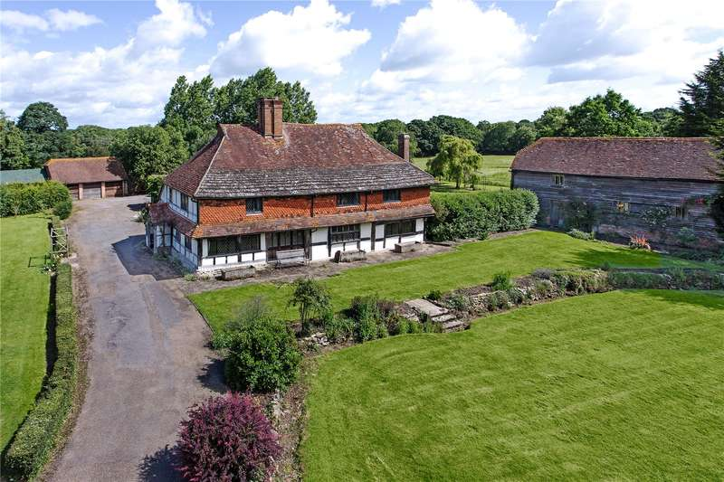 8 Bedrooms Equestrian Facility Character Property for sale in Skiff Lane, Wisborough Green