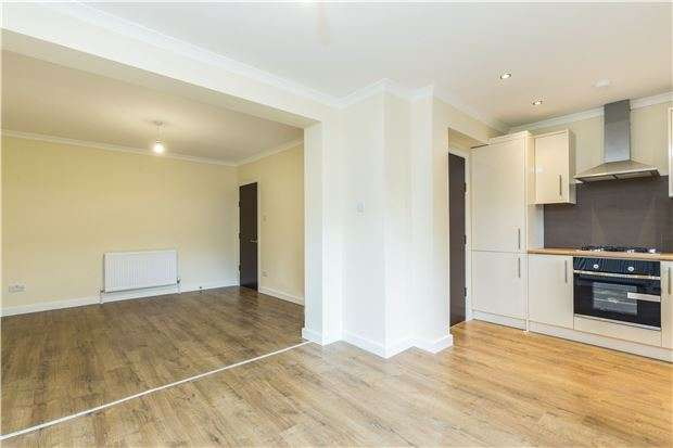 3 Bedrooms End Of Terrace House for sale in Thurleston Avenue, MORDEN, Surrey, SM4 4BN