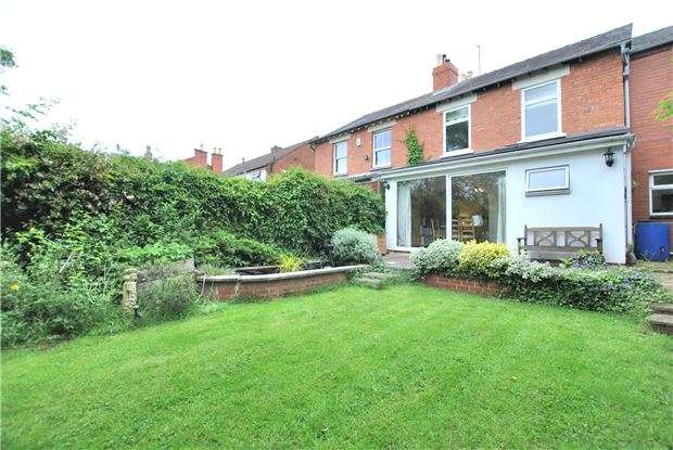 5 Bedrooms Semi Detached House for sale in Leckhampton Road, CHELTENHAM, GL53 0DQ