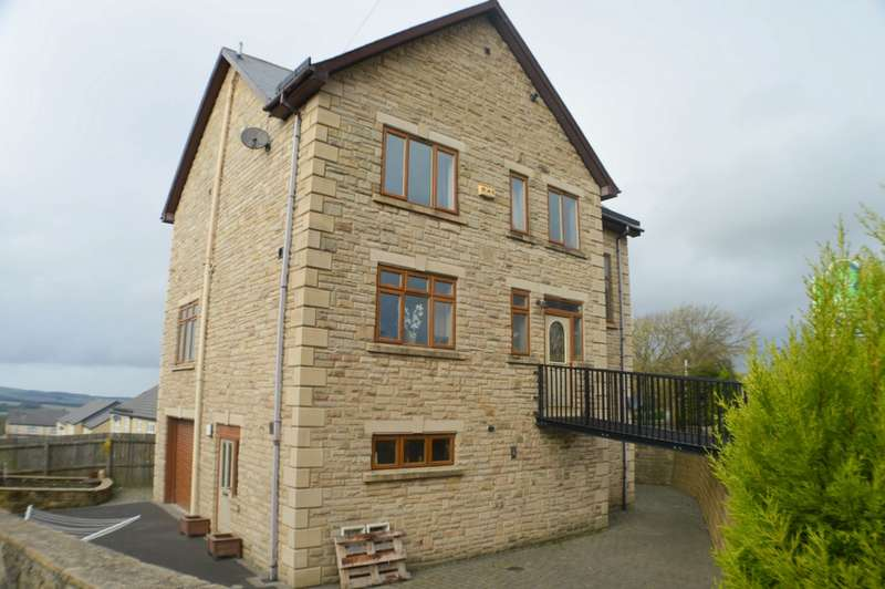 4 Bedrooms Detached House for sale in Aynsley Terrace, Consett, DH8