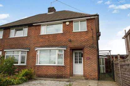 3 Bedrooms Semi Detached House for sale in Chesterfield Road, Grassmoor, Chesterfield, Derbyshire