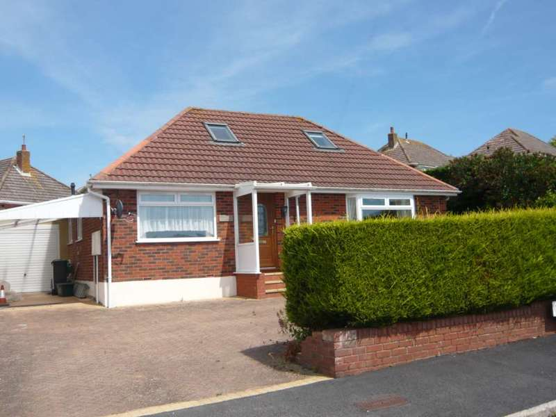 3 Bedrooms Detached House for sale in Willow Avenue, Exmouth