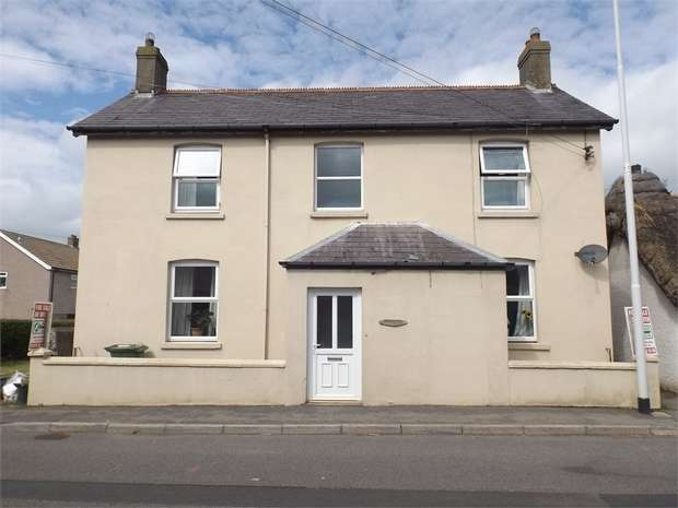 3 Bedrooms Detached House for sale in Llanon, Llanon, Ceredigion