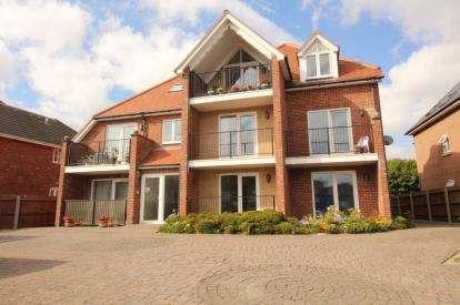 2 Bedrooms Flat for sale in 92 Belle Vue Road, Bournemouth, Dorset