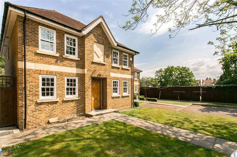 5 Bedrooms Detached House for sale in Angelo Mews, London, SW16