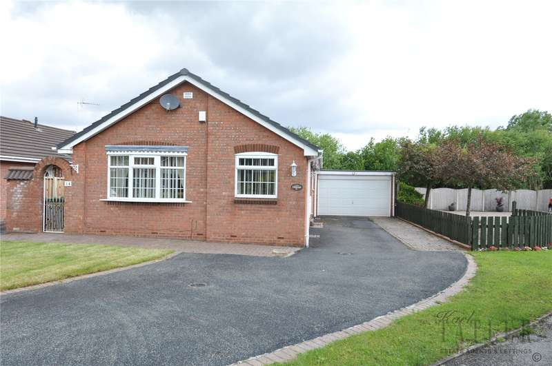 2 Bedrooms Bungalow for sale in Lombardy Avenue, Greasby, Wirral