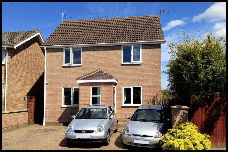 3 Bedrooms Detached House for sale in Hounsdown Close, Hounsdown, Southampton