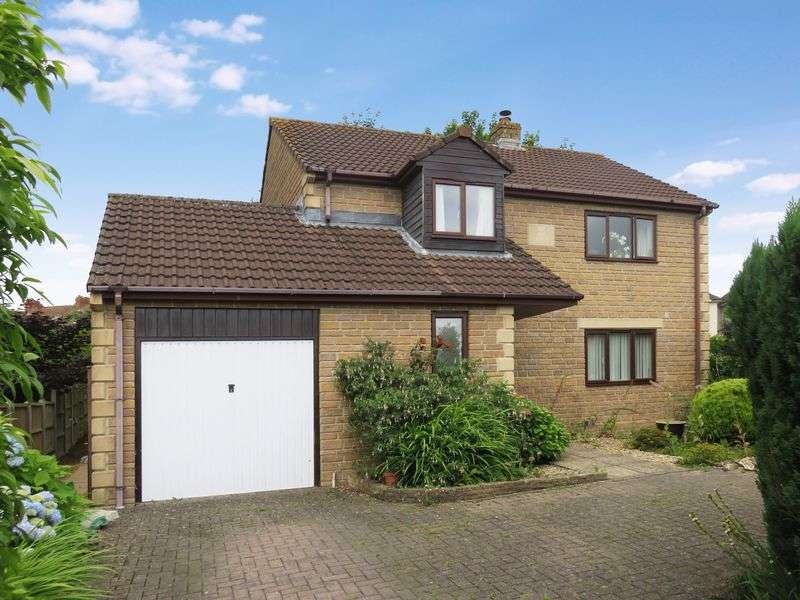 3 Bedrooms Detached House for sale in Kings Ride, Chard