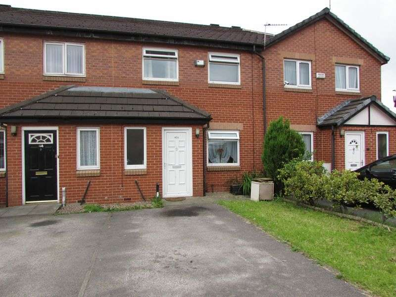 3 Bedrooms Mews House for sale in Cornwall Drive, Bury - South Facing Garden