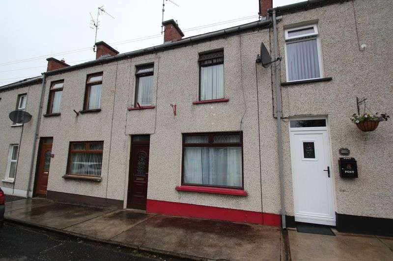 3 Bedrooms Terraced House for sale in 3 Stramore Crescent, Giford