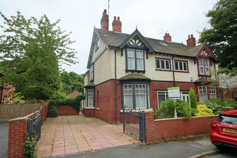 5 Bedrooms Semi Detached House for sale in Watlands Avenue, Newcastle