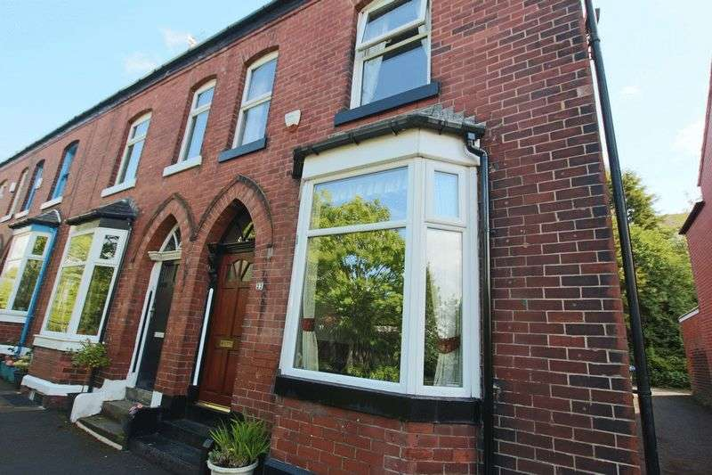 2 Bedrooms Terraced House for sale in St. Albans Terrace, Rochdale OL11 4HX