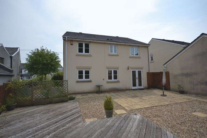 4 Bedrooms Detached House for sale in Parc Starling, Carmarthen