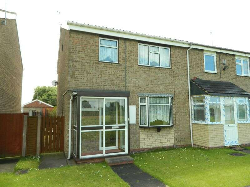 3 Bedrooms Terraced House for sale in Fieldside Walk, Bilston