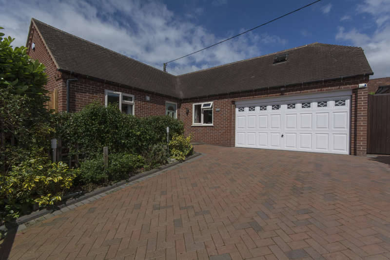3 Bedrooms Detached House for sale in Magnolia, Wyson Lane, Brimfield, Ludlow, SY8